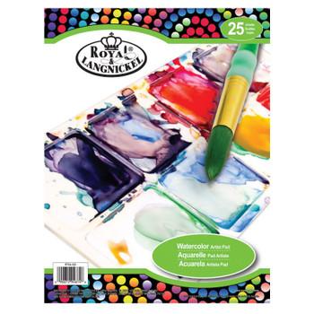 Royal & Langnickel Watercolor Pad