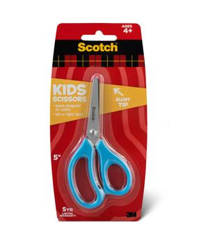 """Kid's Scissors Blunt Tip, 5"""""""