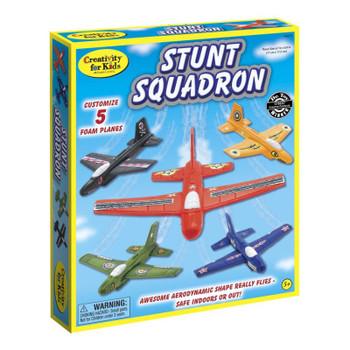 Stunt Squadron Plane Kit