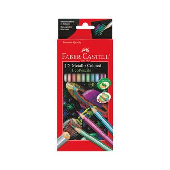 Metallic Colored EcoPencils Set