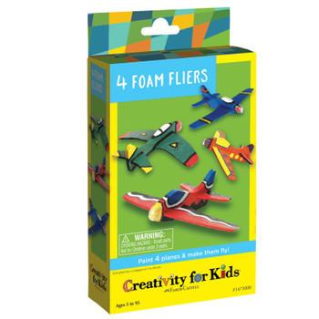 Four Foam Fliers Kit