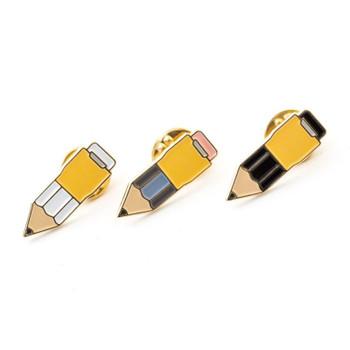 Blackwing Pencil Enamel Pin Set
