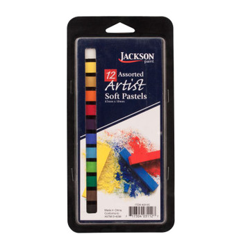 Jackson Pastel Set of 12