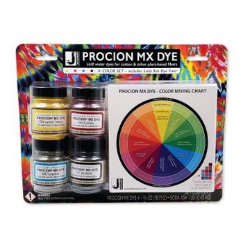 Procion MX Dye Set