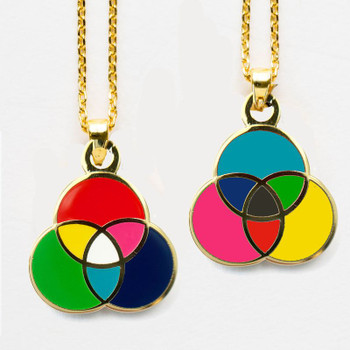 RGB / CMYK Pendant