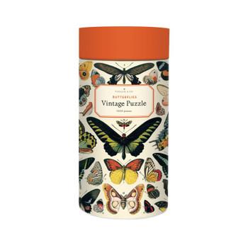 Jigsaw Puzzle, Papillon