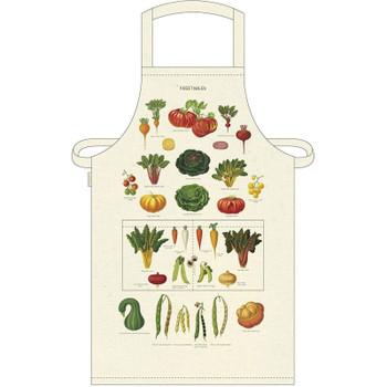 Vintage Apron, Vegetables