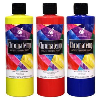 Chromatemp Artists' Tempera