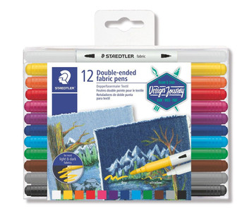 Double-ended Fabric Marker Set