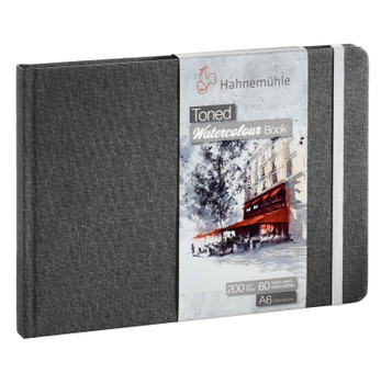 Hahnemühle Toned Watercolor Books