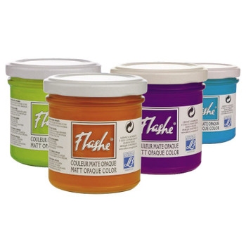 Flashe Matte Vinyl Paint 125ml