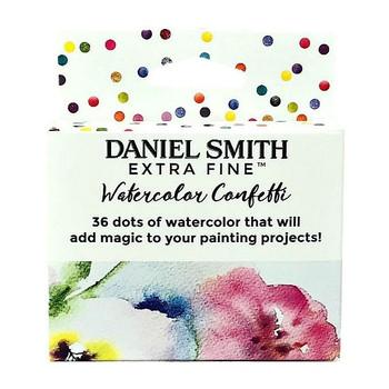 Daniel Smith Watercolor Dot Card, Confetti