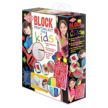 Block Printing Kit for Kids