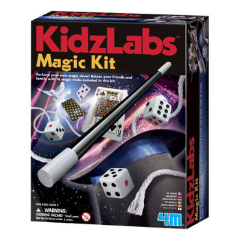 Kidzlabs Magic Kit