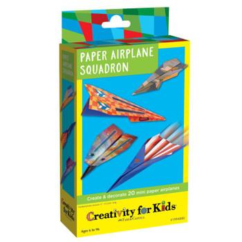 Paper Airplane Squadron Kit