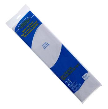 White Tissue Paper, 24 pack