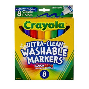 Crayola Washable Marker Sets