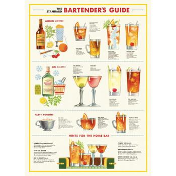 Cavallini Paper, Bartender's Guide