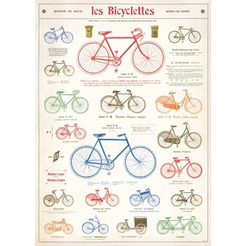 Cavallini Paper, les Bicyclettes