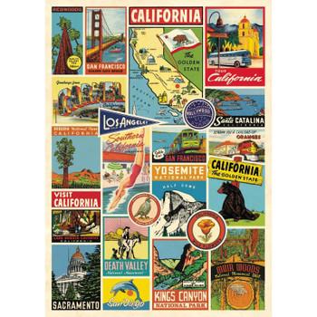 Wrap California College 20x28