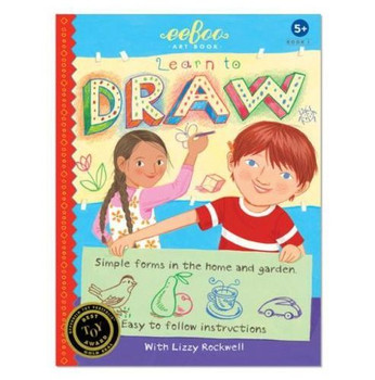 eeBoo Art Book, Learn To Draw Simple Forms