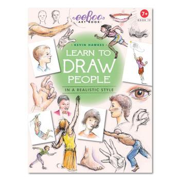 eeBoo Art Book, Learn To Draw People