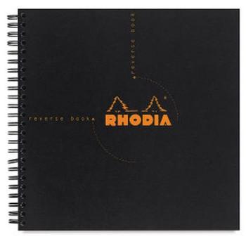Rhodia Reverse Book, Square
