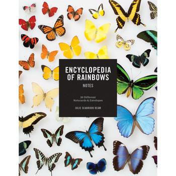 Encyclopedia of Rainbow Notecards