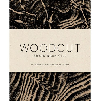 Woodcut Notecard Set