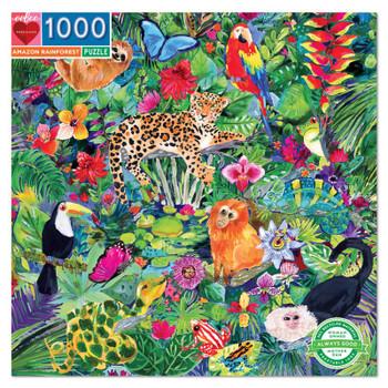 Rainforest Puzzle, 1000 Pieces