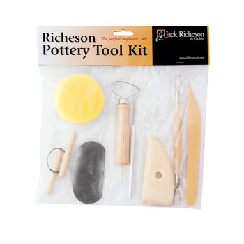 Pottery & Clay Tool Set