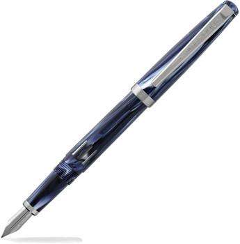 Flex Nib Marbled Blue