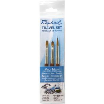 Raphael Travel Brush Set #10
