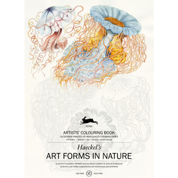 Artists' Coloring Book, Art Forms In Nature