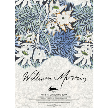 Artists' Coloring Book, William Morris