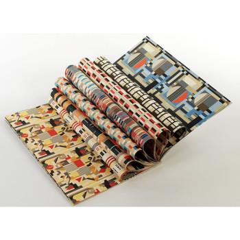 Creative Paper Book, Bauhaus Style