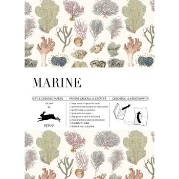 Creative Paper Book, Marine