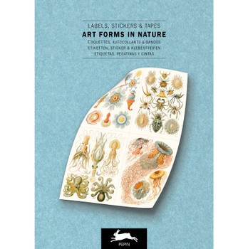 Label & Sticker Book,  Art In Nature