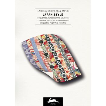 Label & Sticker Book, Japan