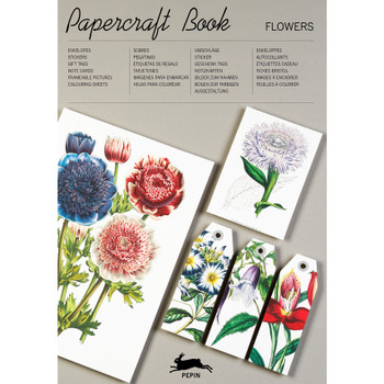 Paper Craft Book, Flowers