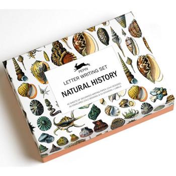 Writing Set Natural History