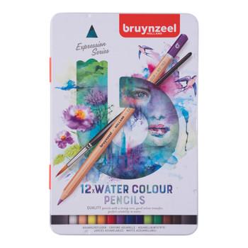 Bruynzeel Expression Watercolor Pencil Sets