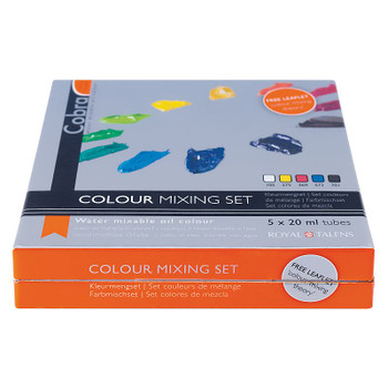 Cobra Artist Solvent-Free Oil Color Mixing Set