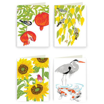 Bay Area Birds & Flowers Vol. 3, Boxed Cards