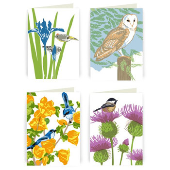 Bay Area Birds & Flowers Vol. 1, Boxed Cards