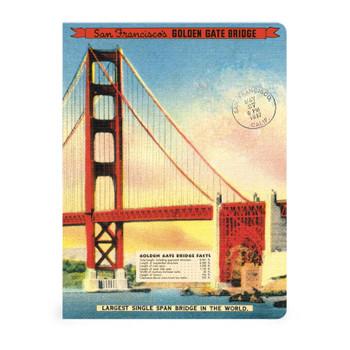 San Francisco Notebooks, Set of 2
