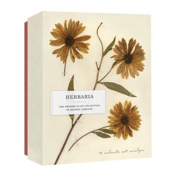 Herbaria Notecards Set