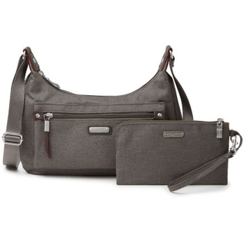 Baggallini Out & About Bag, Dark Umber