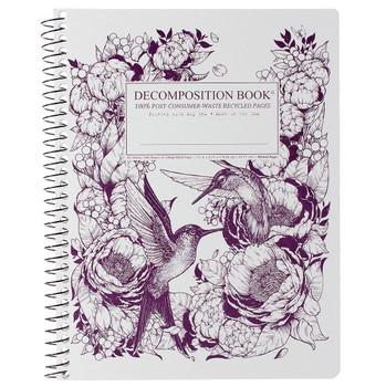 Decomposition Book Hummingbirds