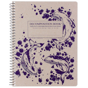 Decomposition Book Humpback Whales